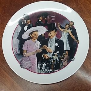 Images of Hollywood Easter parade Avon plateFred A